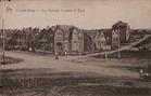 Koksijde: de cottages van de Bliecklaan en de Lauwersstraat.