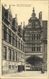 Ieper: stadhuis en Conciërgerie