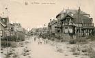 De Panne: de bebouwing vóór 1912 in de Meeuwenlaan