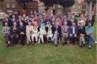 Ieper: opening Sint-Pieterskermis 1988