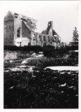 Zandvoorde: stuk geschoten kerk