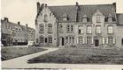Merkem: gemeentehuis in de jaren zestig
