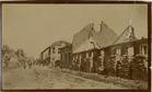 Boezinge: Dorpsstraat september 1915