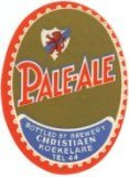 Koekelare: Etiket Pale-Ale van brouwerij Christiaen