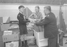 Poperinge: scouts, trofee voor jeugdverdienste