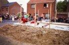 Koksijde: volkspelen in Koksijde-Dorp