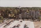 Koksijde: aanleg van de nieuwe parking achter het Casino in 1987