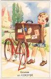 Koksijde: prentbriefkaart
