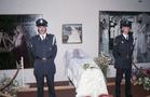 Begrafenis kunstschilder Paul Delvaux