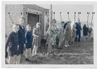 Ronse: scouts, Poperingse meisjesgidsen op kamp