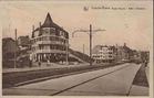 Koksijde: het hotel Gustave in Anglo-Normandische stijl