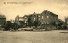 Houthulst: het klooster tijdens de Eerste Wereldoorlog
