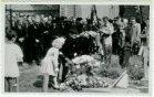 Haringe (Roesbrugge-Haringe): begrafenis