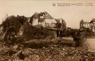 Houthulst: het centrum tijdens de Eerste Wereldoorlog