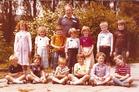 Kortemark: het eerste leerjaar, schooljaar 1978-1979
