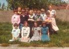 Oostkerke: leerlingen gemeenteschool in 1980