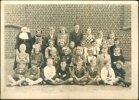 Kortemark: kinderen in het 3e en 4e leerjaar in de wijkschool Markhove, geboren in 1936 en 1937