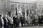 Kortemark : herdenkingsplechtigheid Wereldoorlog I en 2