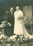 Kortemark: leve het bruidspaar