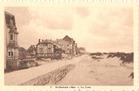 Sint-Idesbald: zeedijk