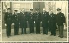 Kortemark: huldiging verdienstelijke brandweermannen
