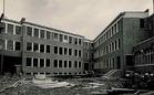 Diksmuide: Kostschool Zusters van St-Niklaas: gebouwen