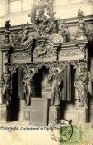 Poperinge: biechtstoel Sint-Bertinuskerk