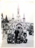 Ieper: VTI Lourdesreis met KAJ 1954