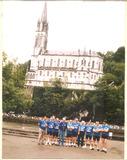 Lourdes: Pannense wielertoeristen op trip