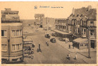 Koksijde: hotel des Dunes en hotel de la Plage