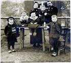Vladslo: familie Seurinck tijdens de Eerste Wereldoorlog