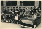 De Panne: 4de leerjaar St.-Pietersschool 1965-1966
