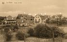 De Panne: villa's in de Doktersweg