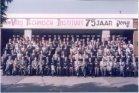 Ieper: VTI groepsfoto lerarenkorps