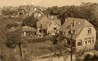 De Panne: villa's in de Thiriarweg