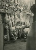 Veurne: slagerij Cornette in Paasperiode