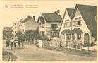 Koksijde: na de Tweede Wereldoorlog worden er straten aangelegd