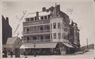 Koksijde: het vernieuwde Chalet des Bains en Maison Noulet