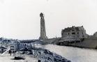 Kaaskerke: aanslag IJzertoren (1940)
