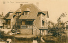 De Panne: wasdag in Villa Zomerrust, Bortierlaan