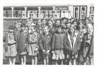 Poperinge: scouts,meisjesgidsen vertrekken op zomerkamp