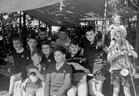 Loppem: Poperingse scouts, zomerkamp Sint-Bertinustroep