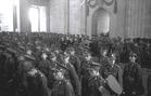 Ieper: herdenking 1914-1918 door de Engelsen