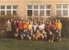 Veurne: klasfoto Koninklijk Atheneum 1974