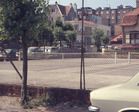 De Panne: tennisplein