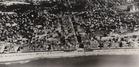 Koksijde: luchtfoto uit de jaren 1960