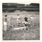 Ardennen: Poperingse scouts, zomerkamp meisjesgidsen