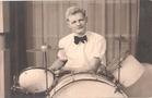 Zonnebeke: drummer Gaston Meeuws