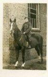 Brugge :  Legerdienst :soldaat Leon Riviere