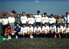 Vladslo : V.V. Vladslo : elftal 1991-1992